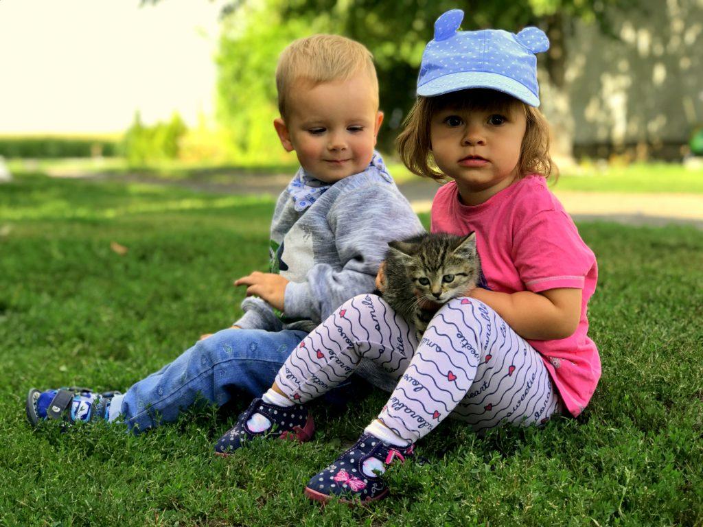 Szacunek do zwierząt – cecha, którą szczególnie kocham u mojej córki