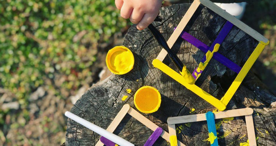 #zostańwdomu – kreatywne zabawy z dziećmi (część 2)